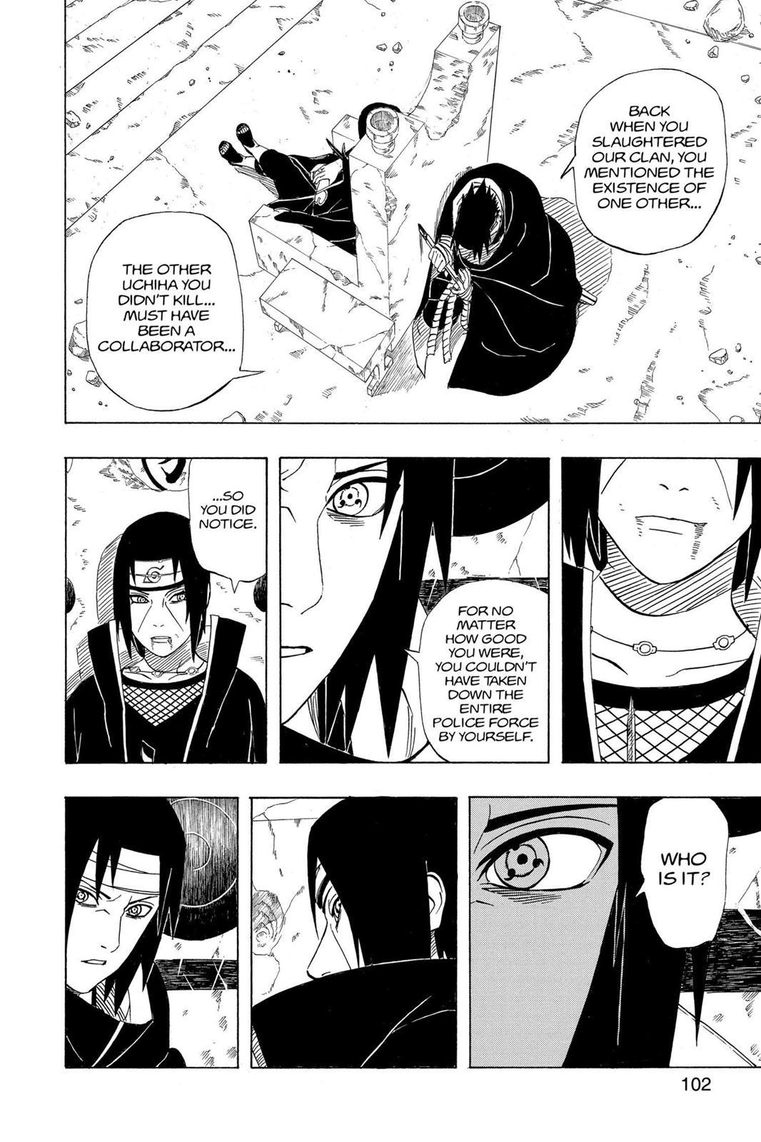 Naruto, Chapter 385 image 004