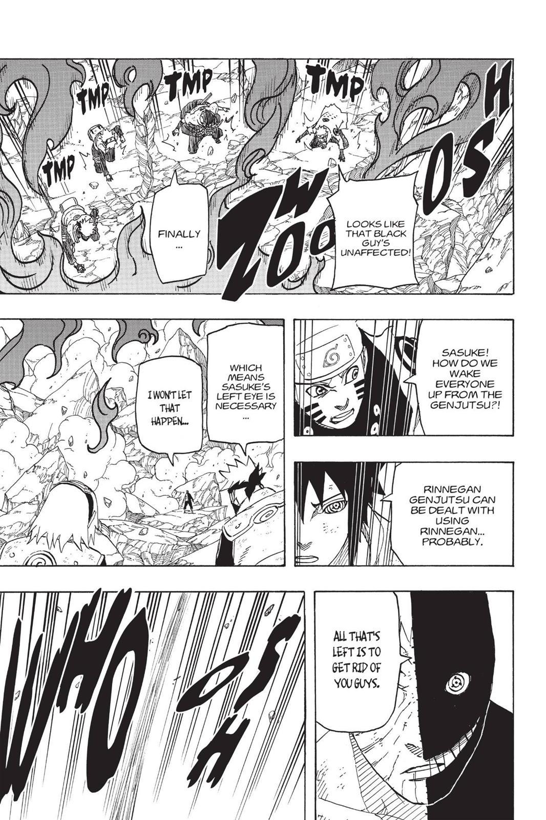 Naruto, Chapter 678 image 011