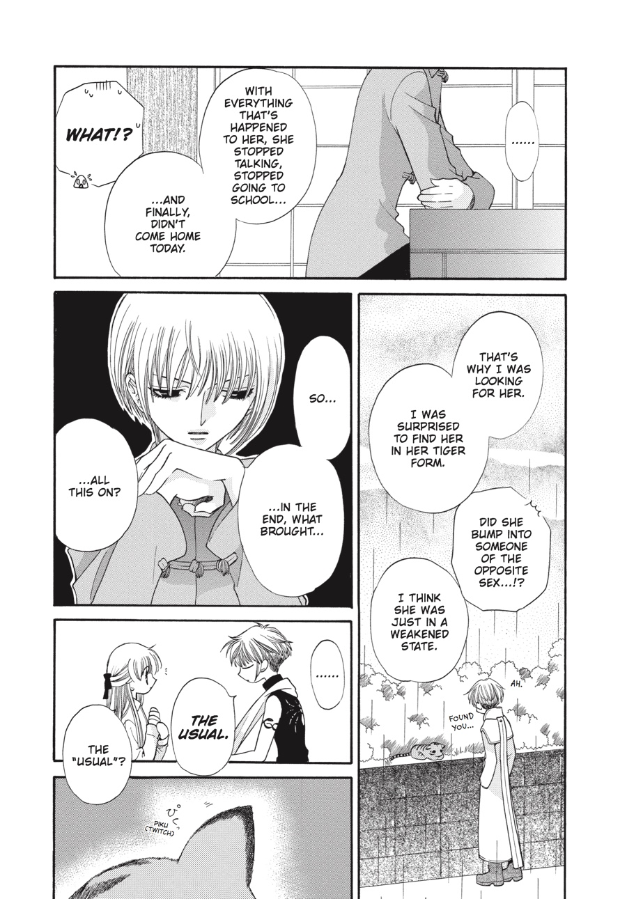 Fruits Basket, Chapter 27 image 011