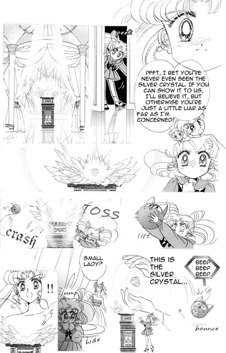 Sailor Moon, Cahpter 21 image 042