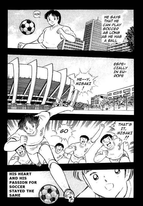 Captain Tsubasa, Chapter 94 image 089