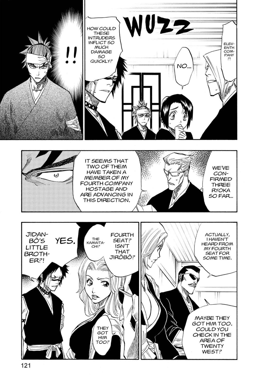 Bleach, Chapter 94 image 011