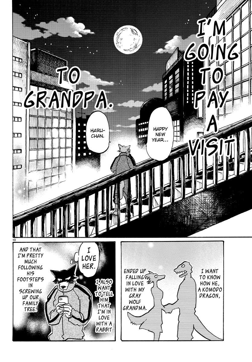 Beastars Manga, Chapter 90 image 010