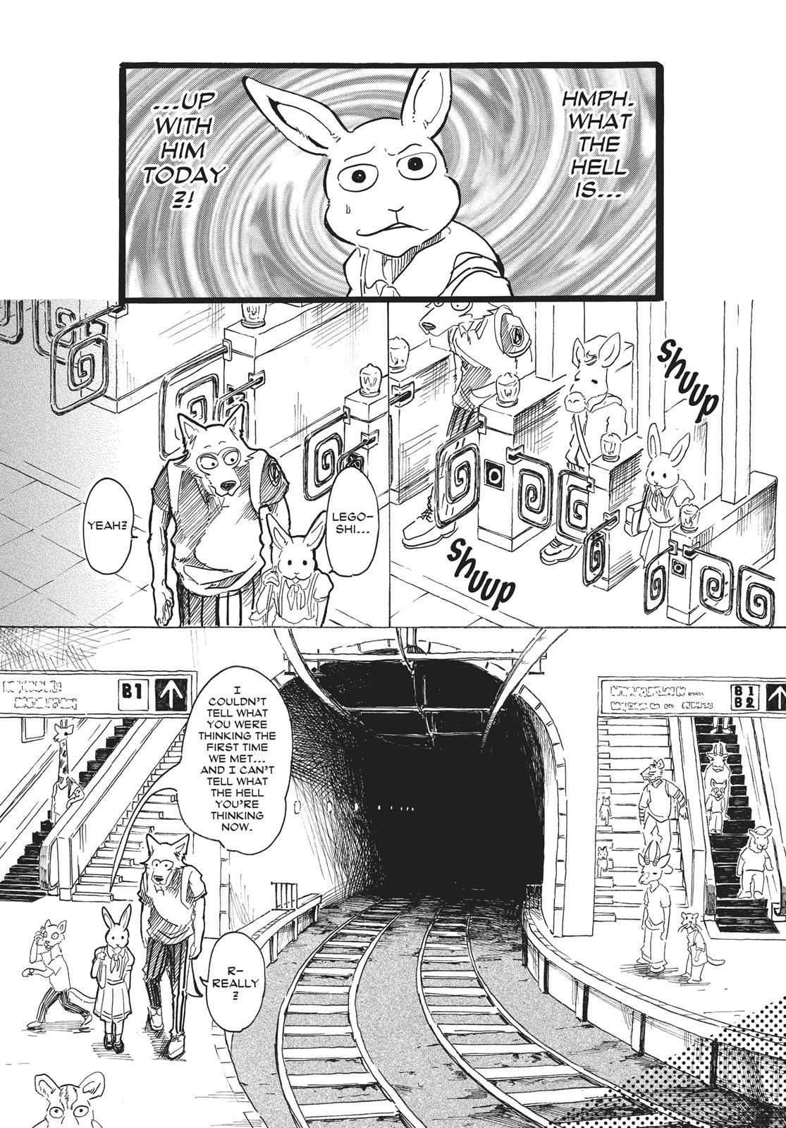Beastars Manga, Chapter 29 image 014