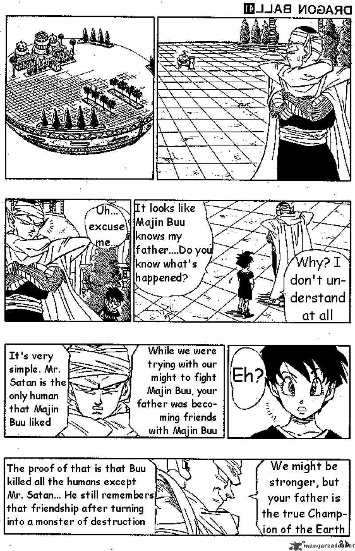 Dragon Ball, Chapter 489 image 009