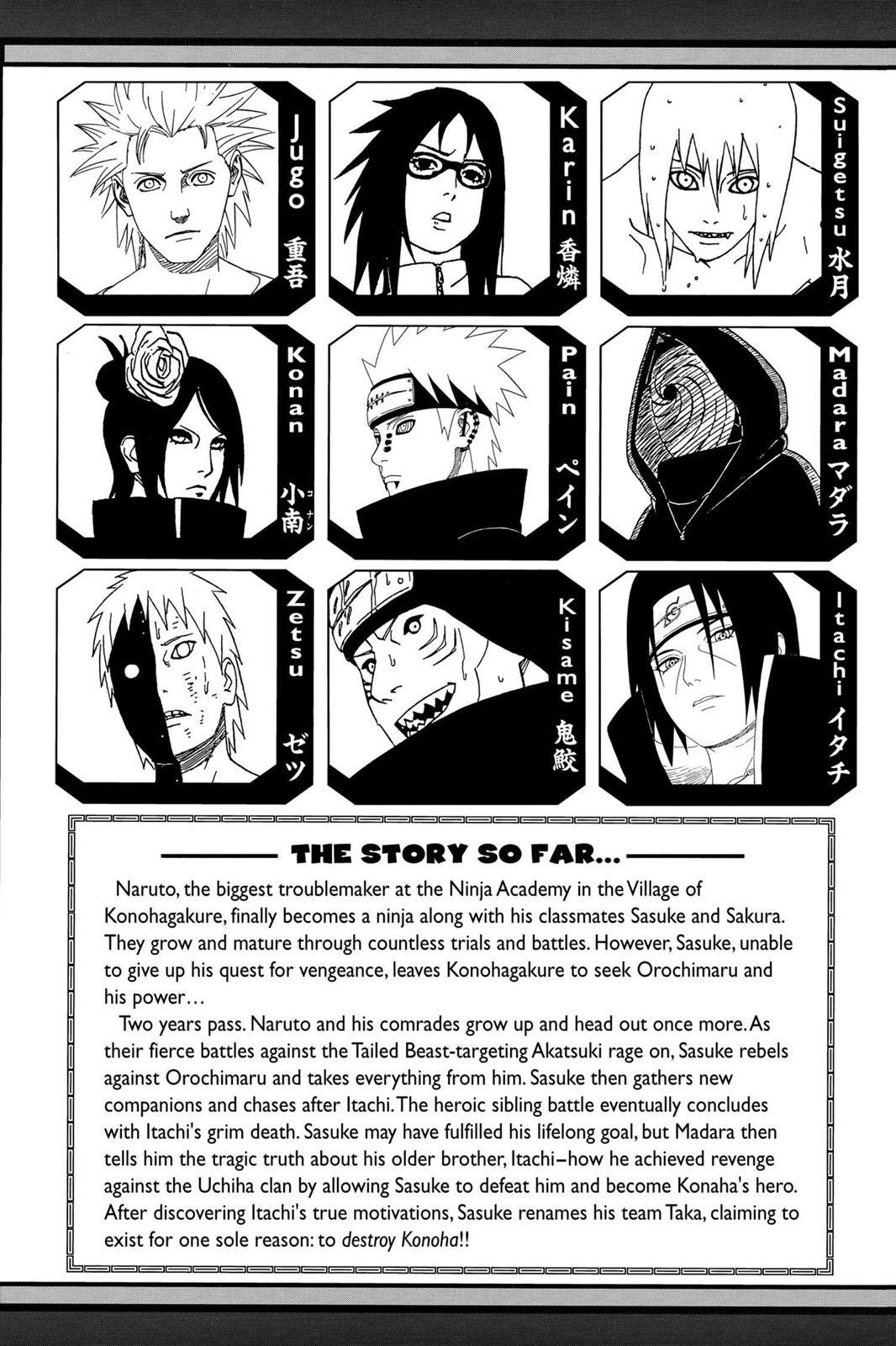 Naruto, Chapter 403 image 006