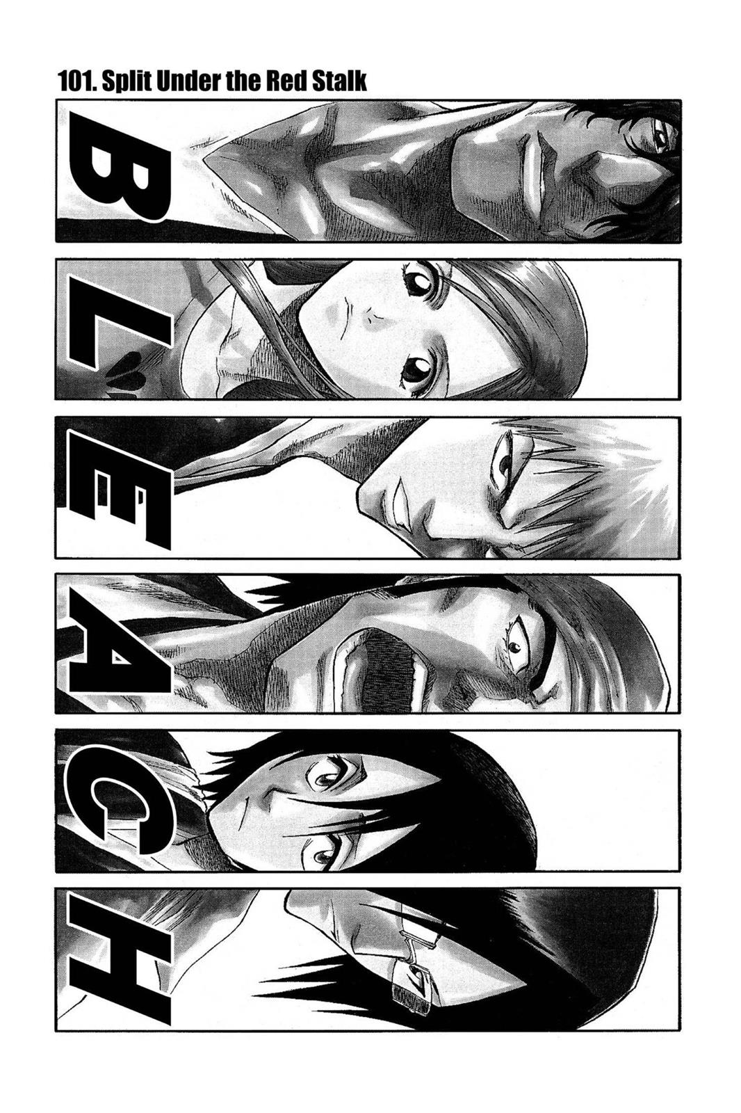 Bleach, Chapter 101 image 001