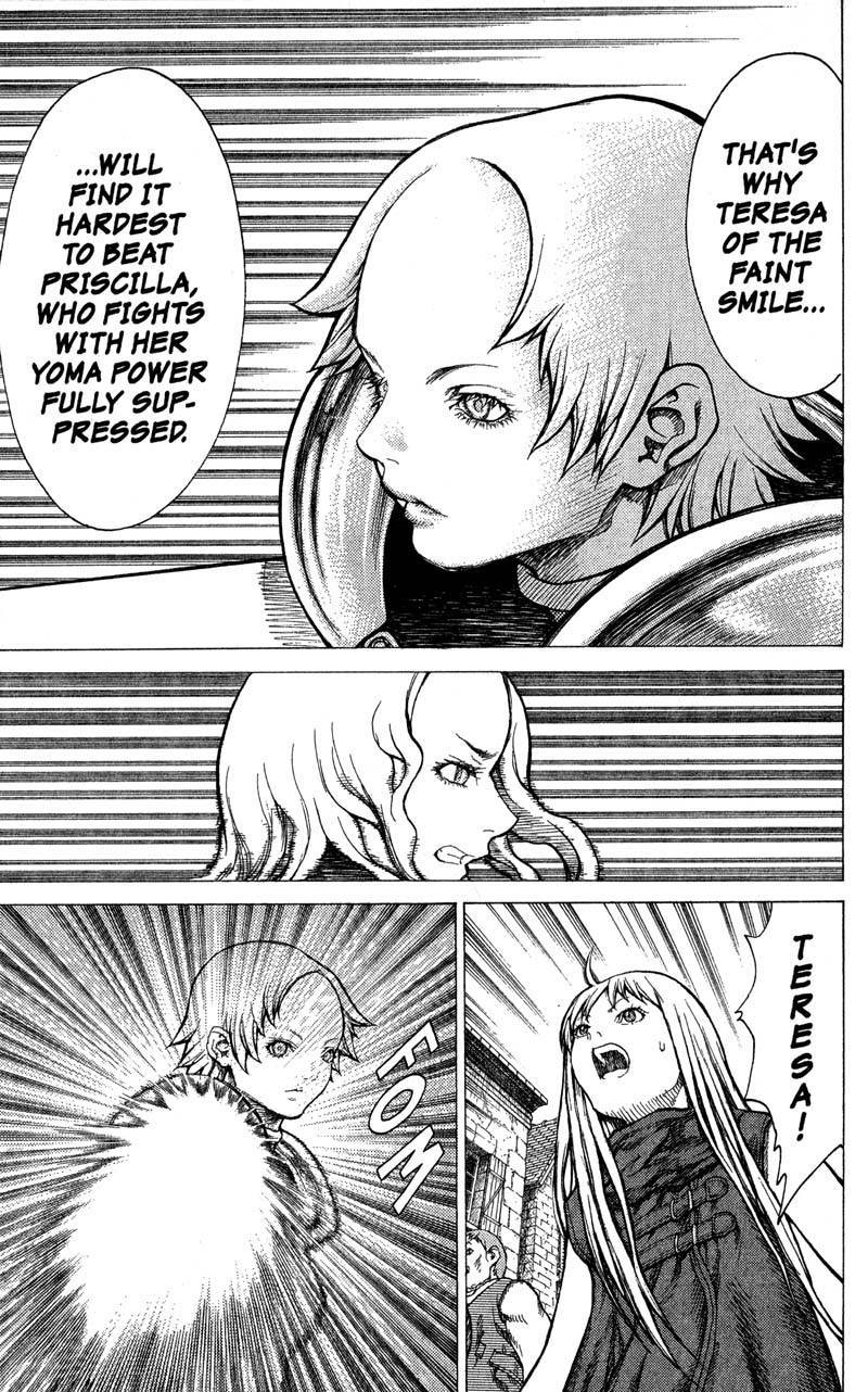 Claymore, Chapter 20 image 016