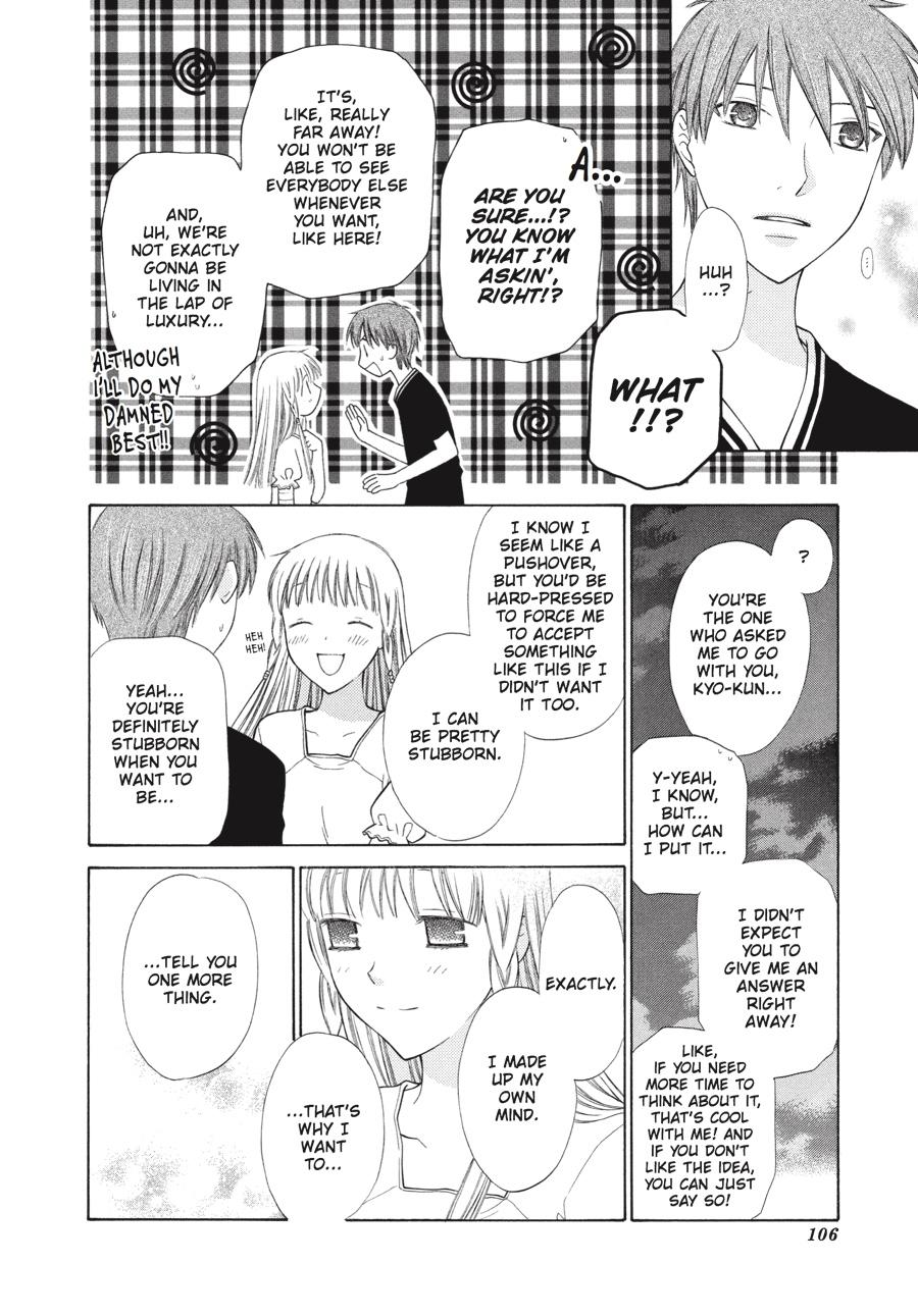 Fruits Basket, Chapter 135 image 008
