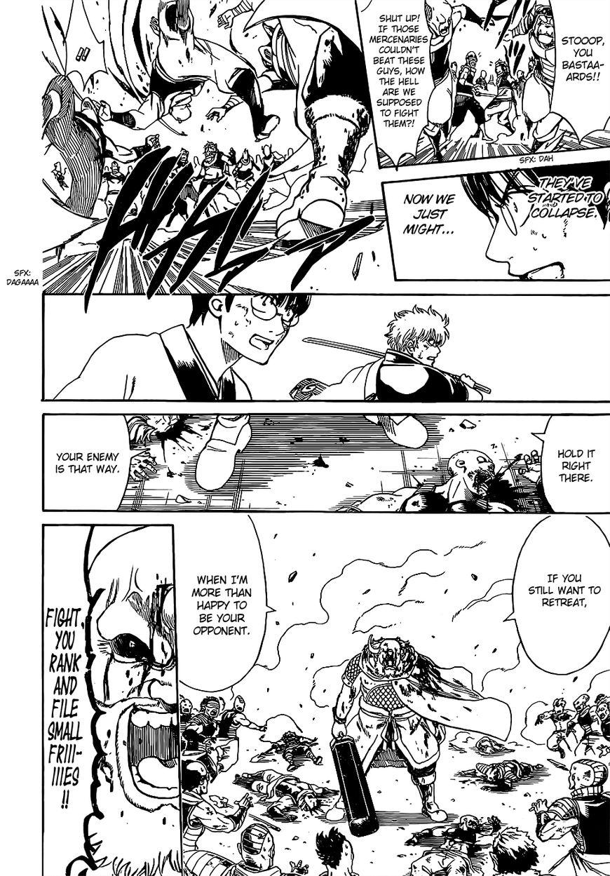 Gintama Chapter, 625 image 016