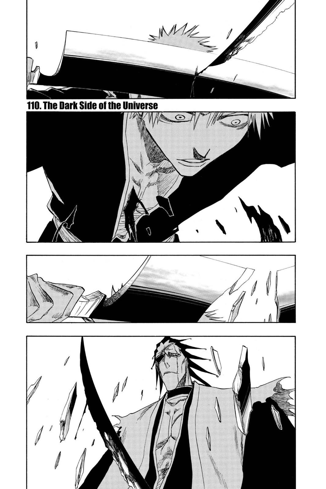 Bleach, Chapter 110 image 001