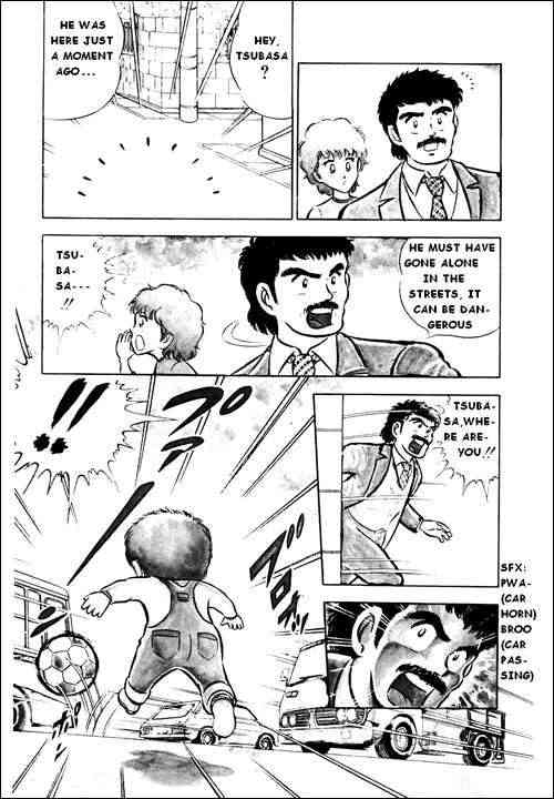 Captain Tsubasa, Chapter 1 image 003