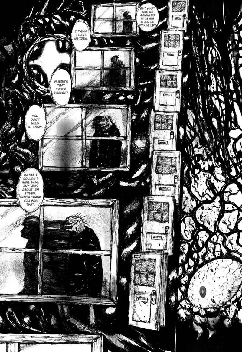 Dorohedoro, Chapter 50 image 026