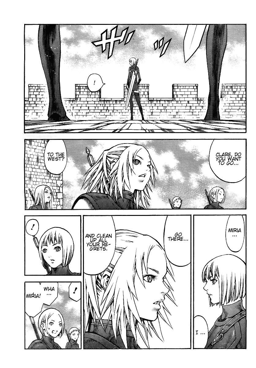 Claymore, Chapter 82 image 018