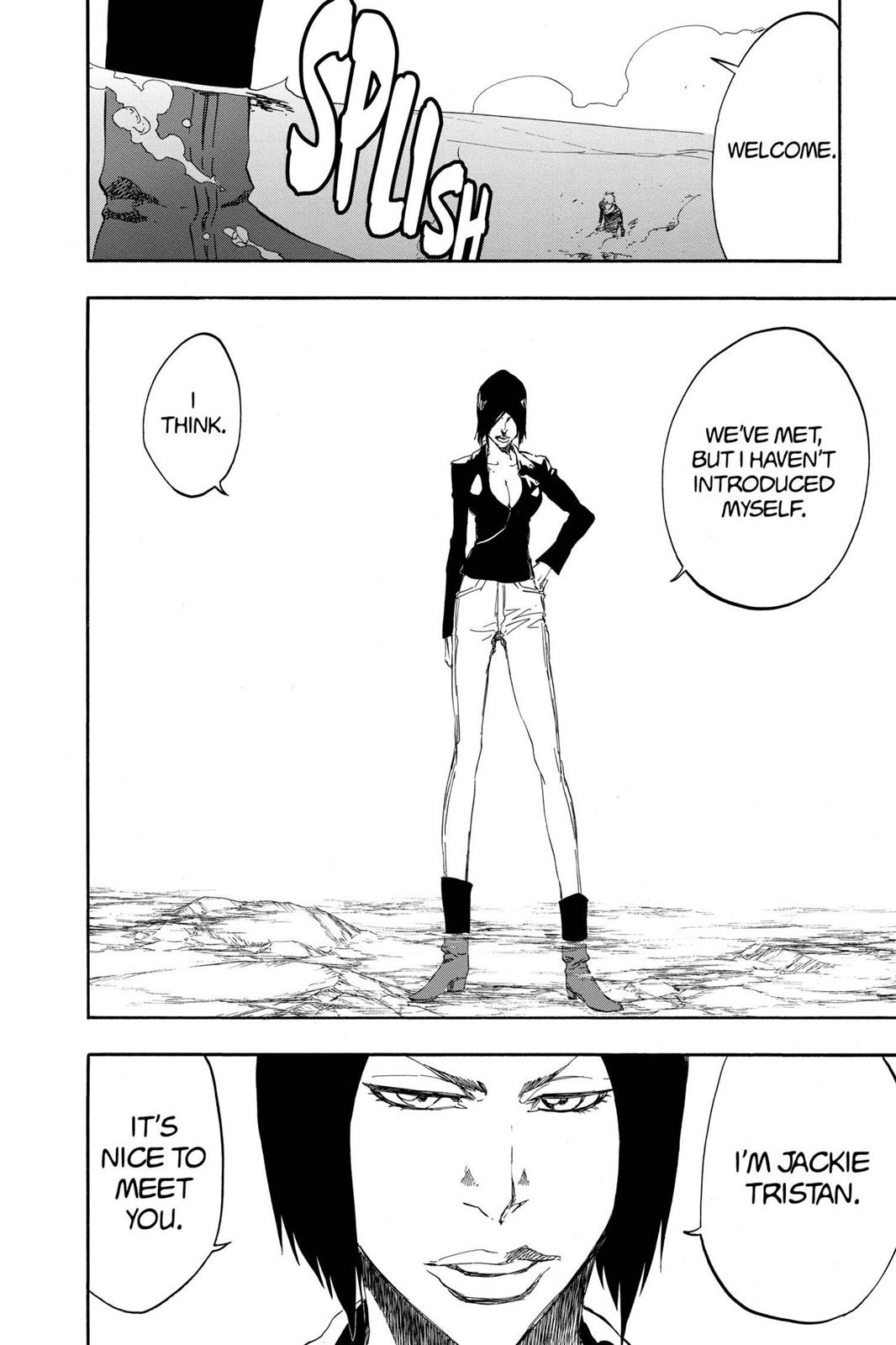 Bleach, Chapter 441 image 018
