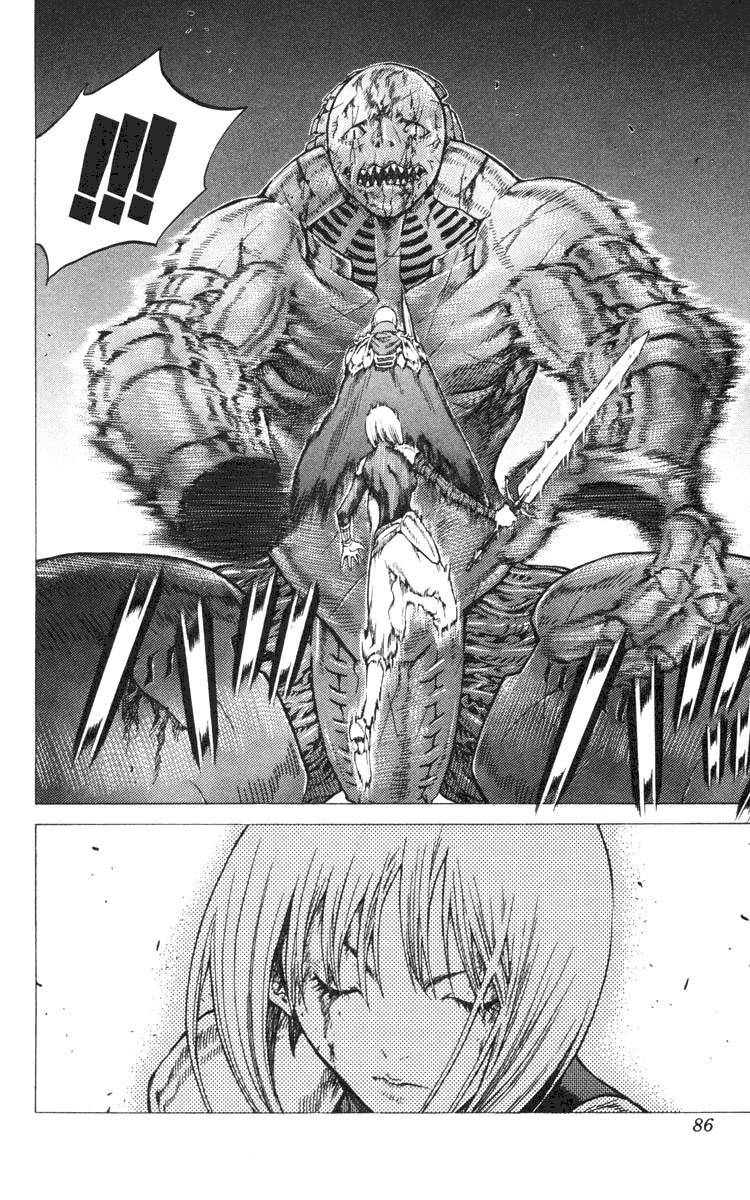 Claymore, Chapter 48 image 016