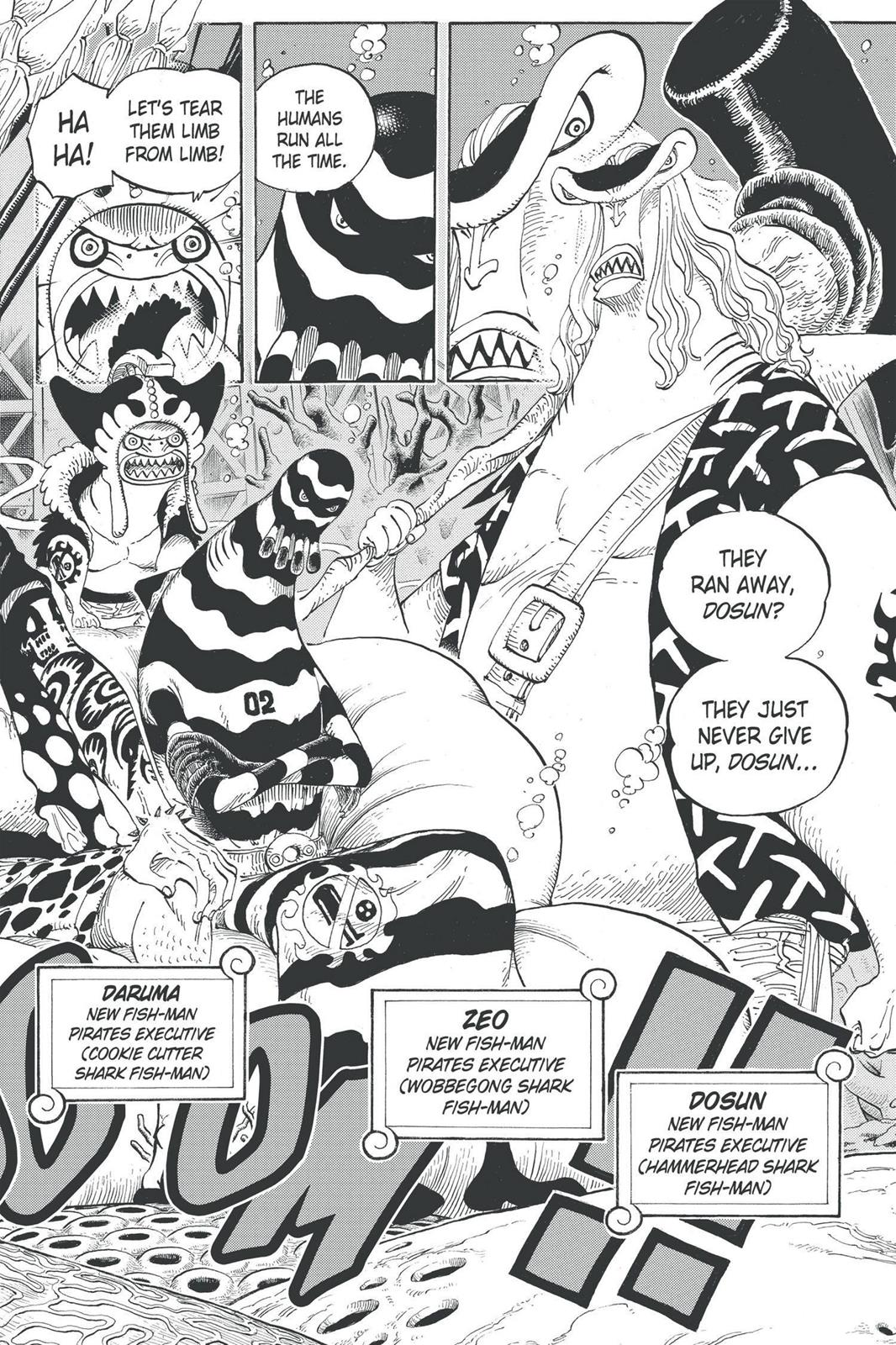 One Piece, Chapter 611 image 004