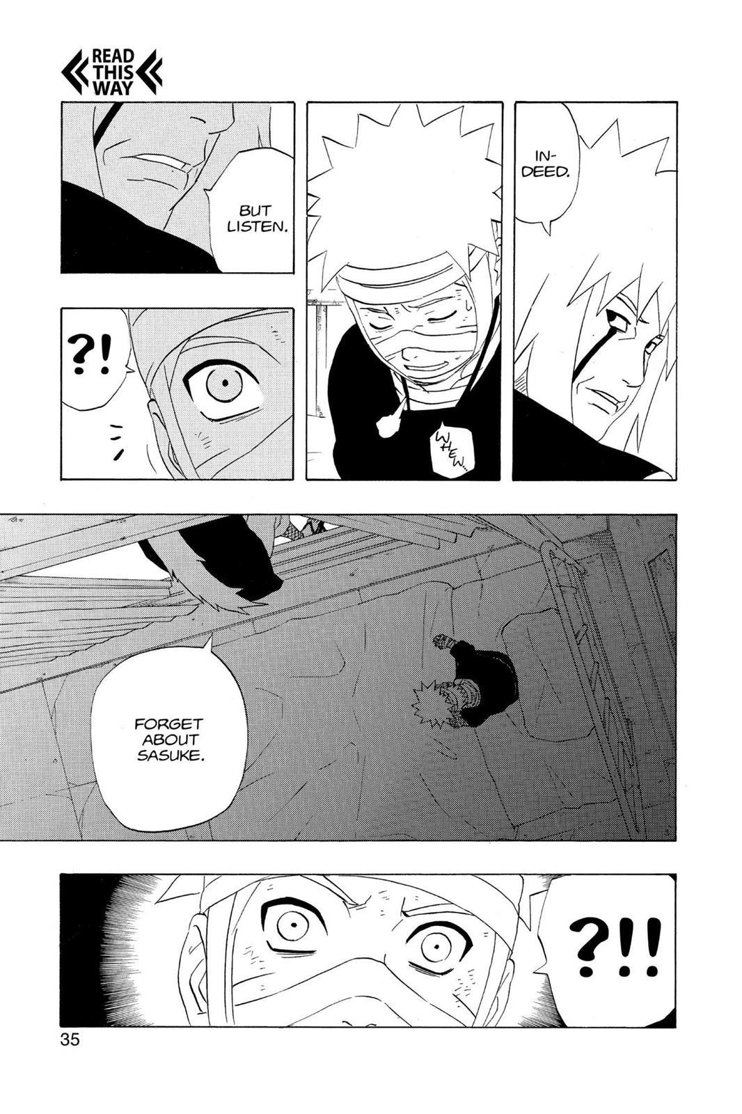 Naruto, Chapter 237 image 009