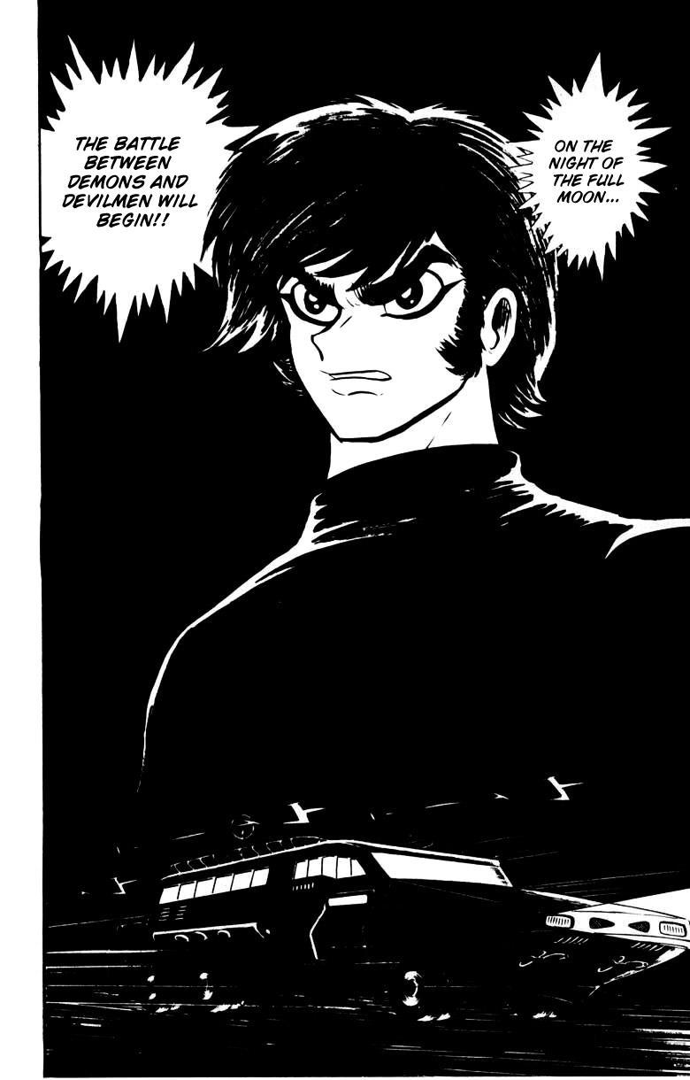 Devilman, Chapter 4 image 178