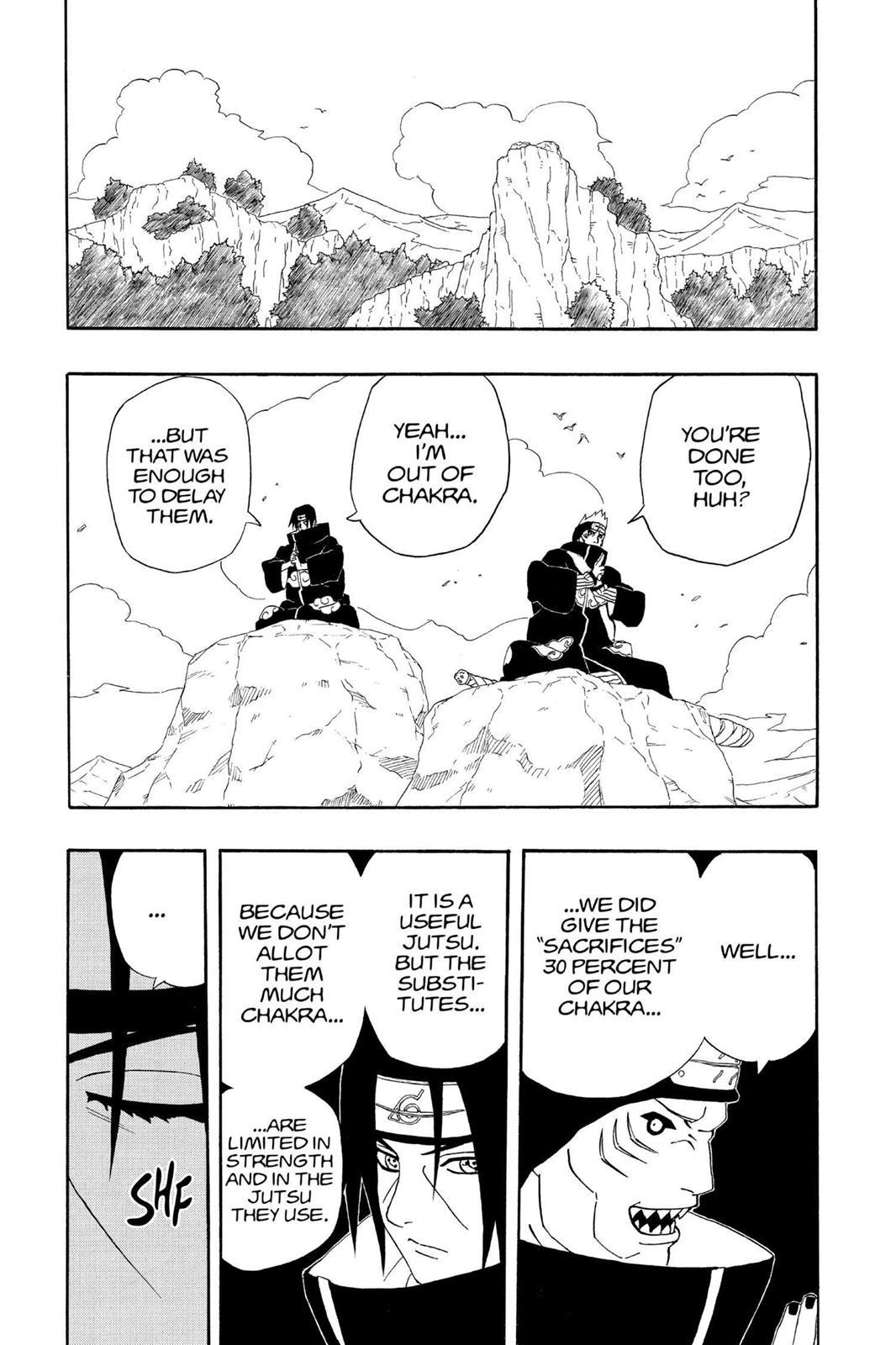 Naruto, Chapter 260 image 016