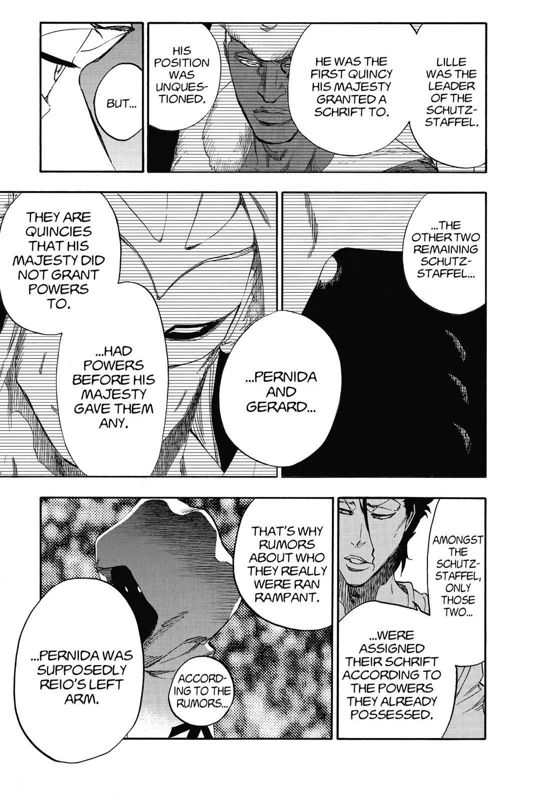 Bleach, Chapter 656 image 003