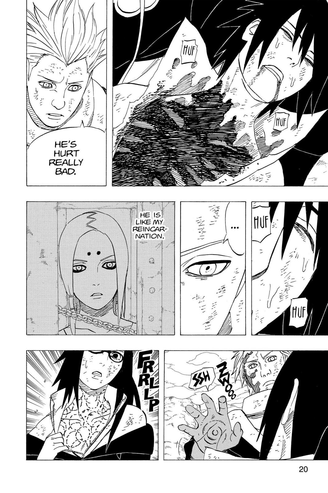 Naruto, Chapter 413 image 020