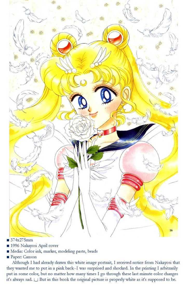 Sailor Moon, Cahpter 5 image 014