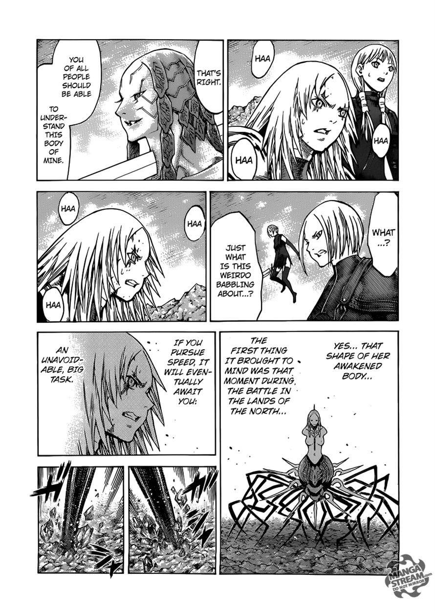 Claymore, Chapter 122 image 013
