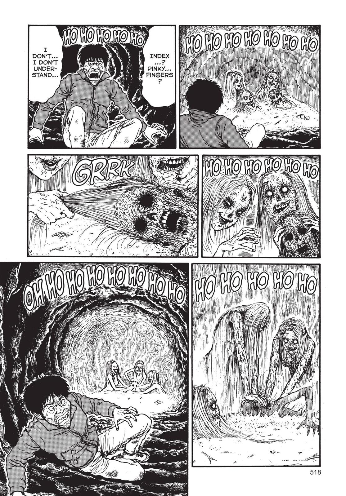 Tomie, Chapter 13 image 026
