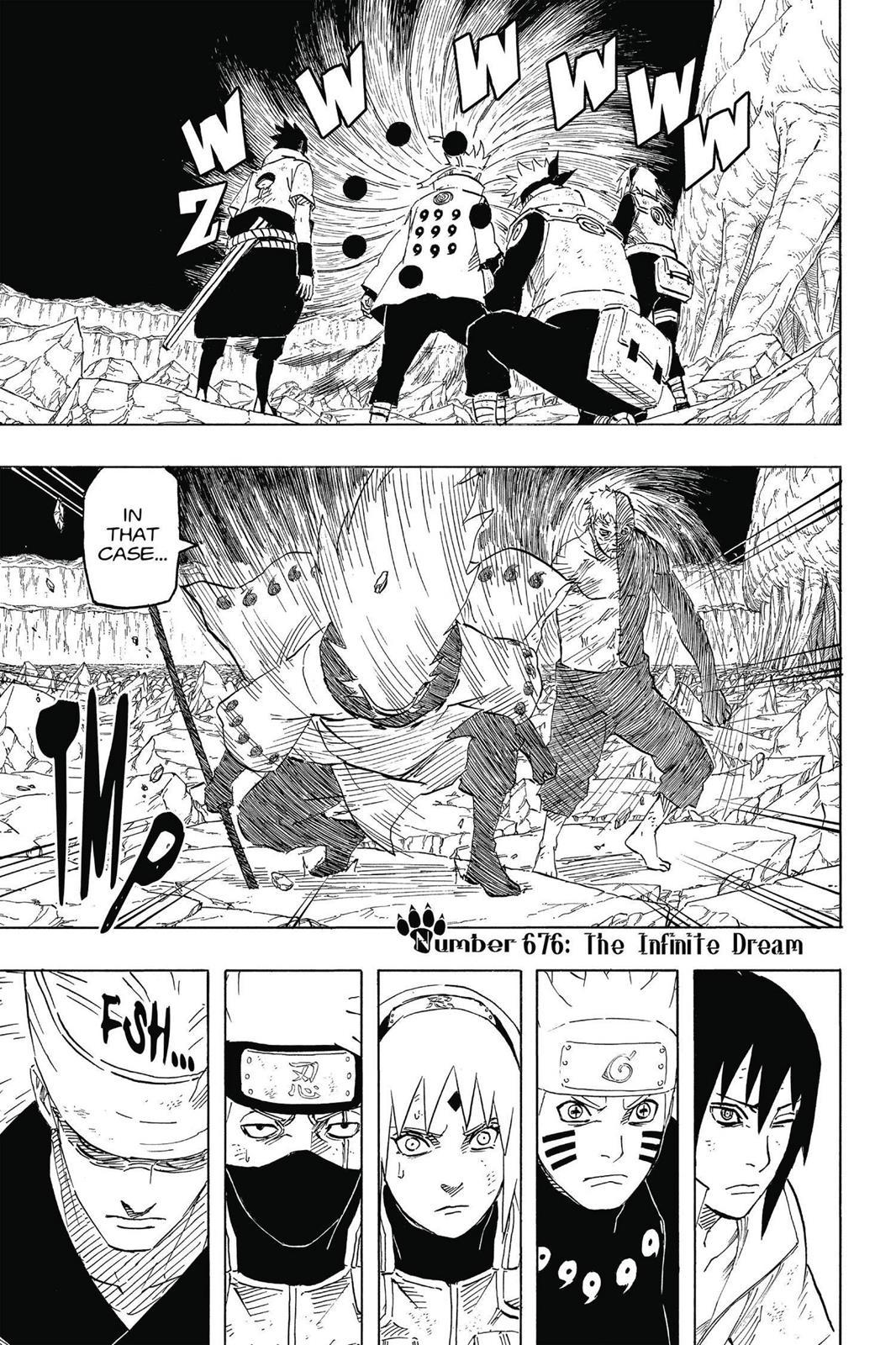 Naruto, Chapter 676 image 001