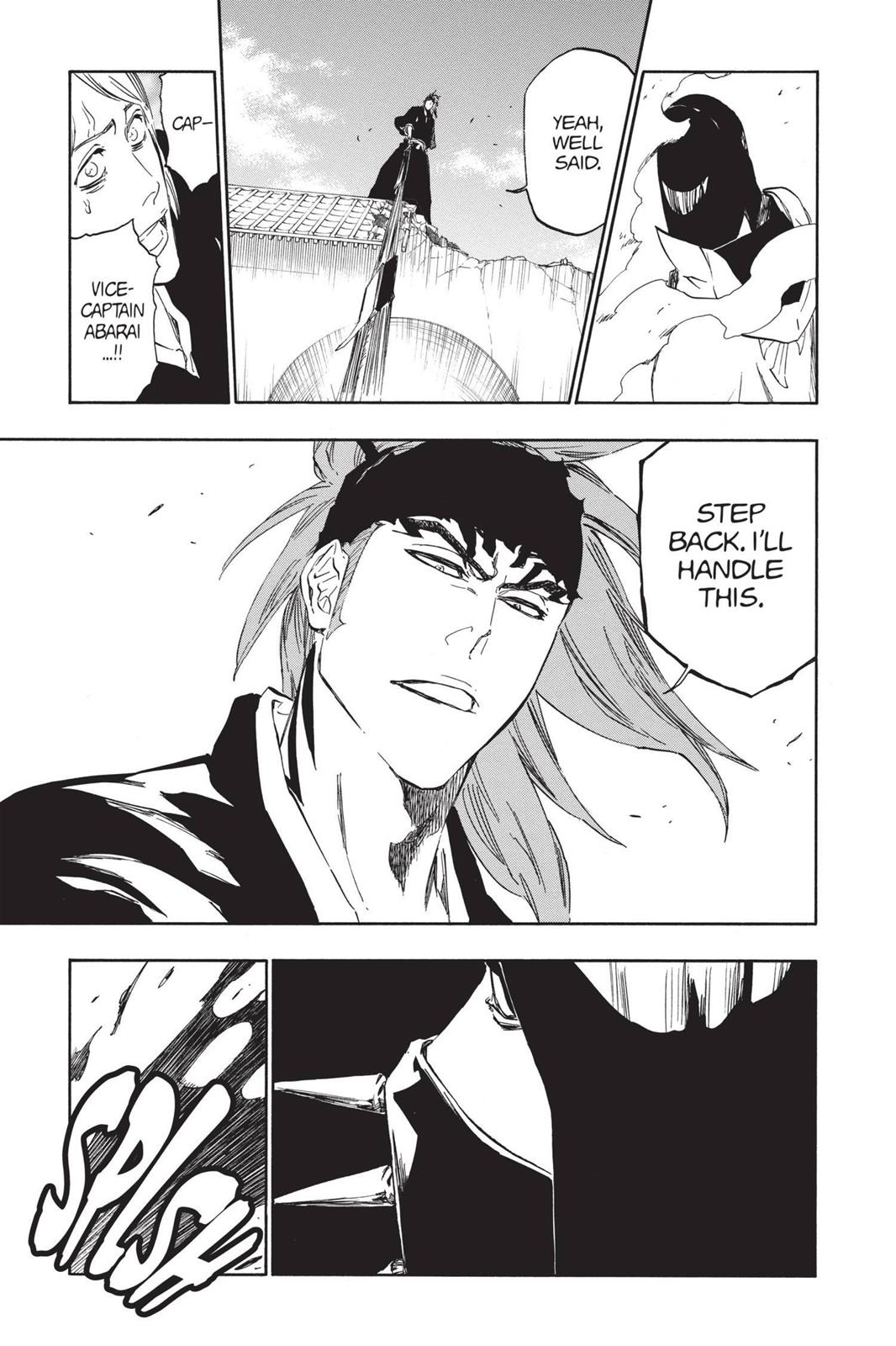 Bleach, Chapter 495 image 011