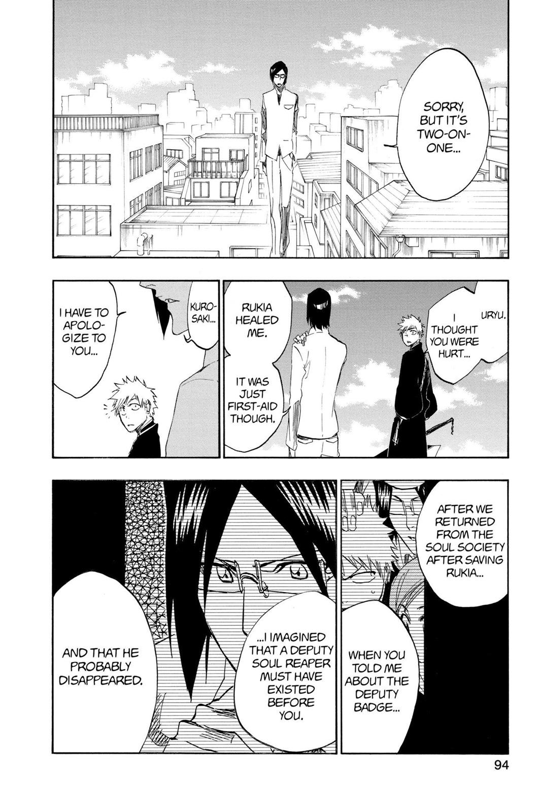 Bleach, Chapter 464 image 006