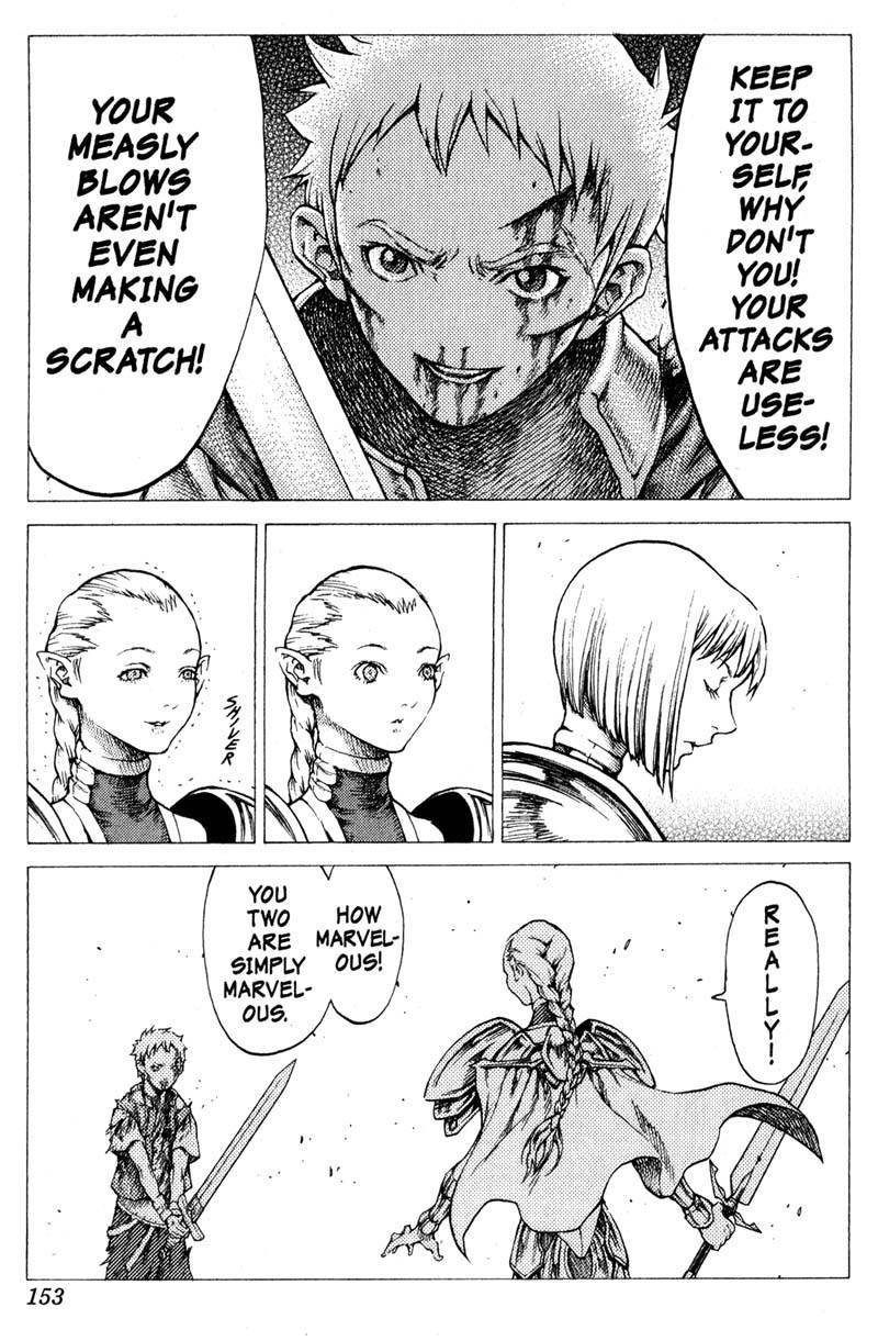 Claymore, Chapter 32 image 019