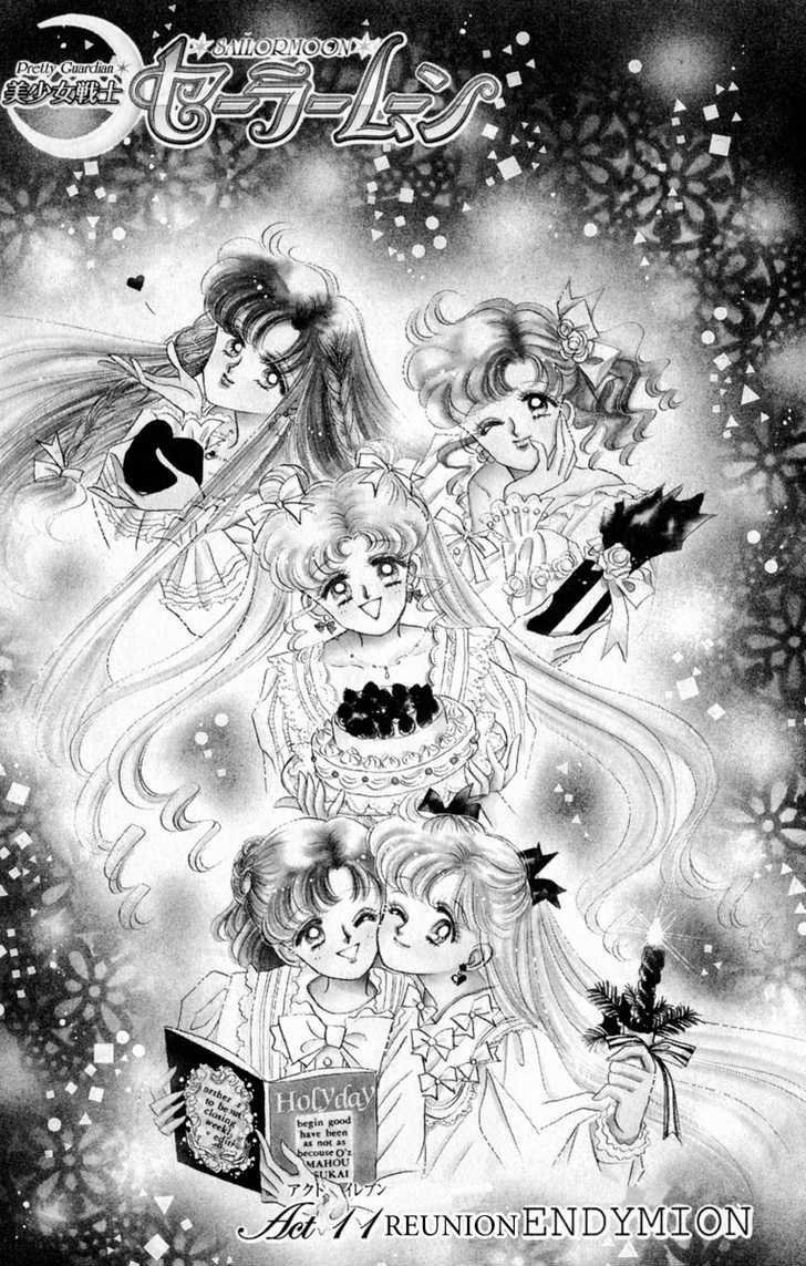 Sailor Moon, Cahpter 11 image 001