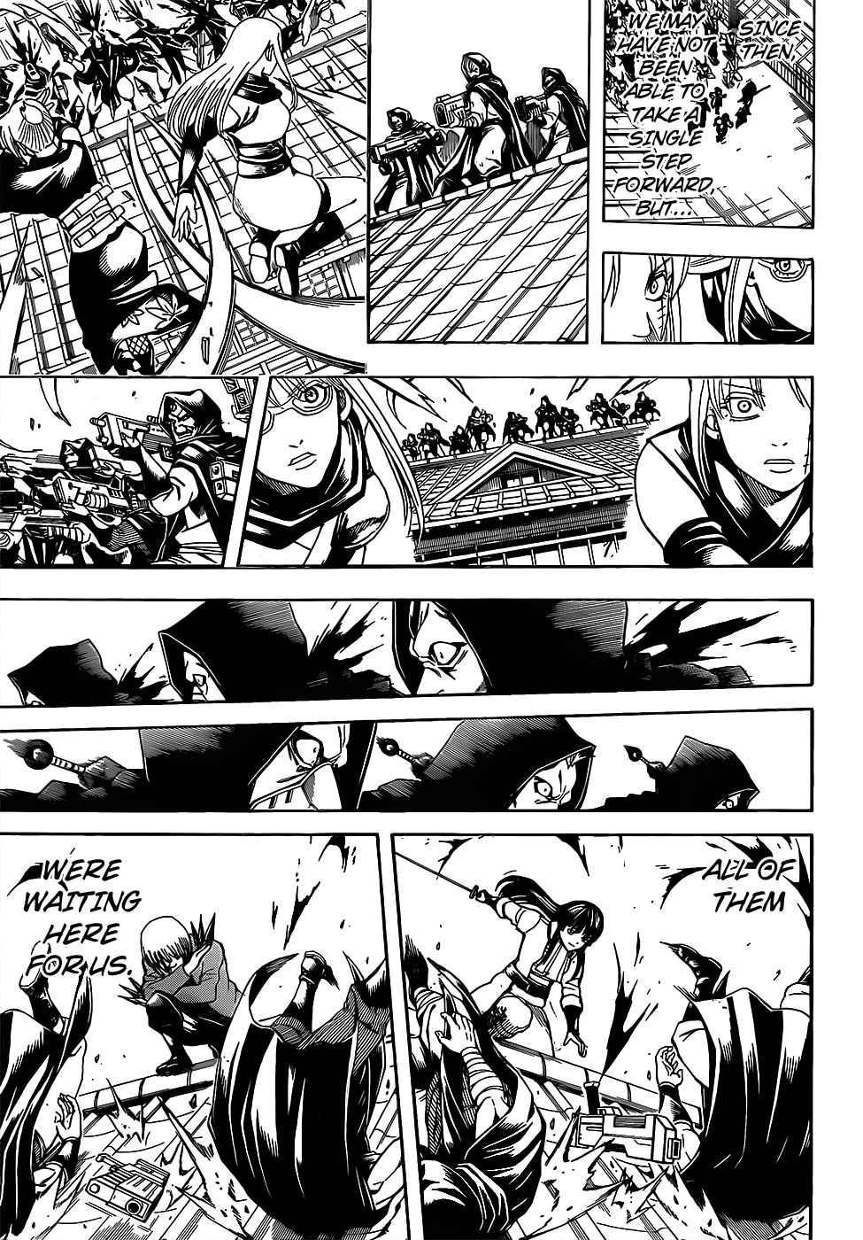 Gintama Chapter, 698 image 011