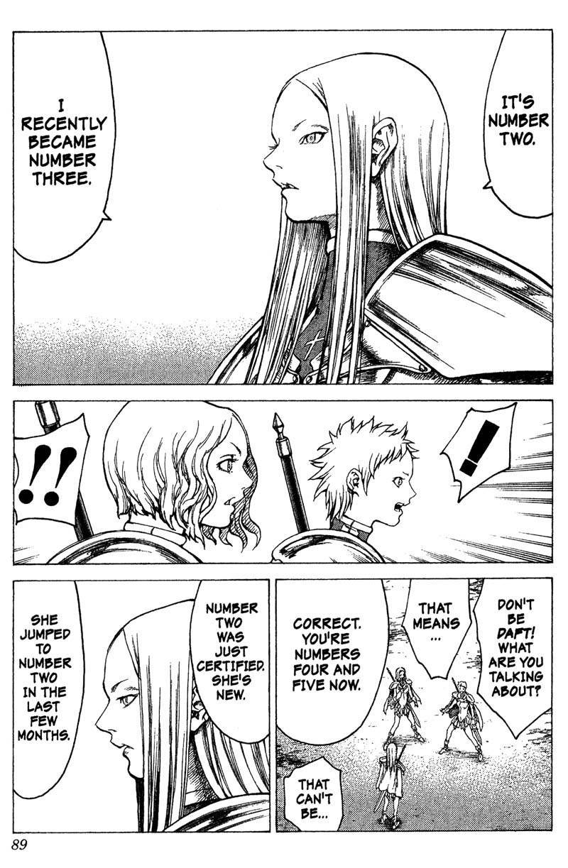 Claymore, Chapter 18 image 018
