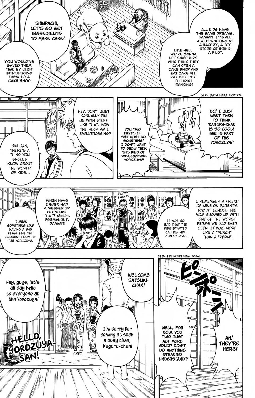Gintama Chapter, 331 image 006