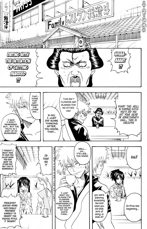 Gintama Chapter, 337 image 005