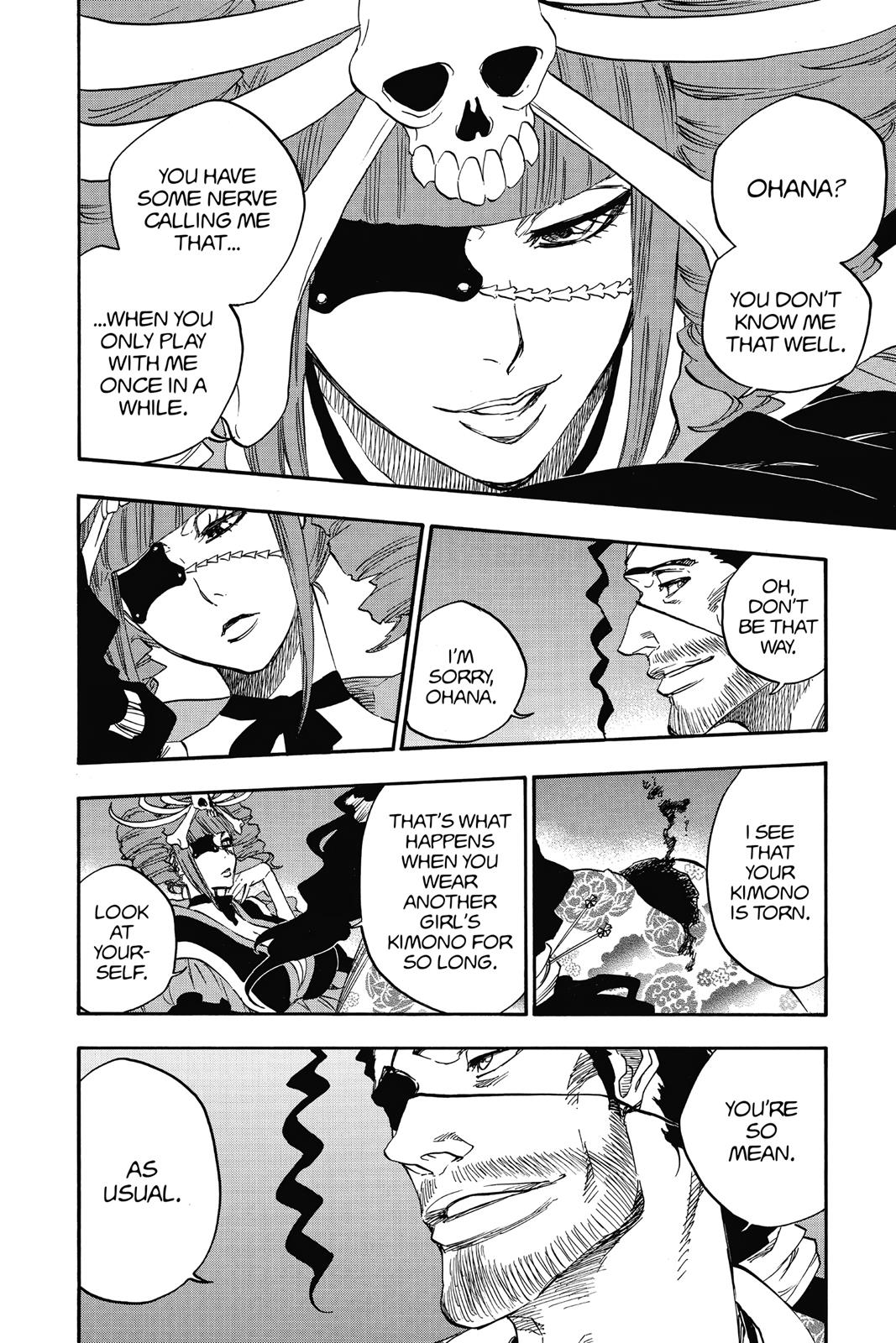 Bleach, Chapter 649 image 006
