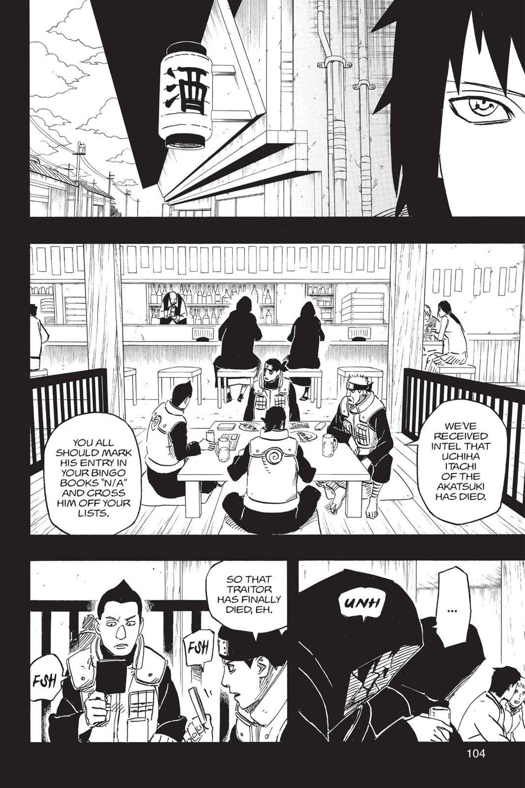 Naruto, Chapter 581 image 006