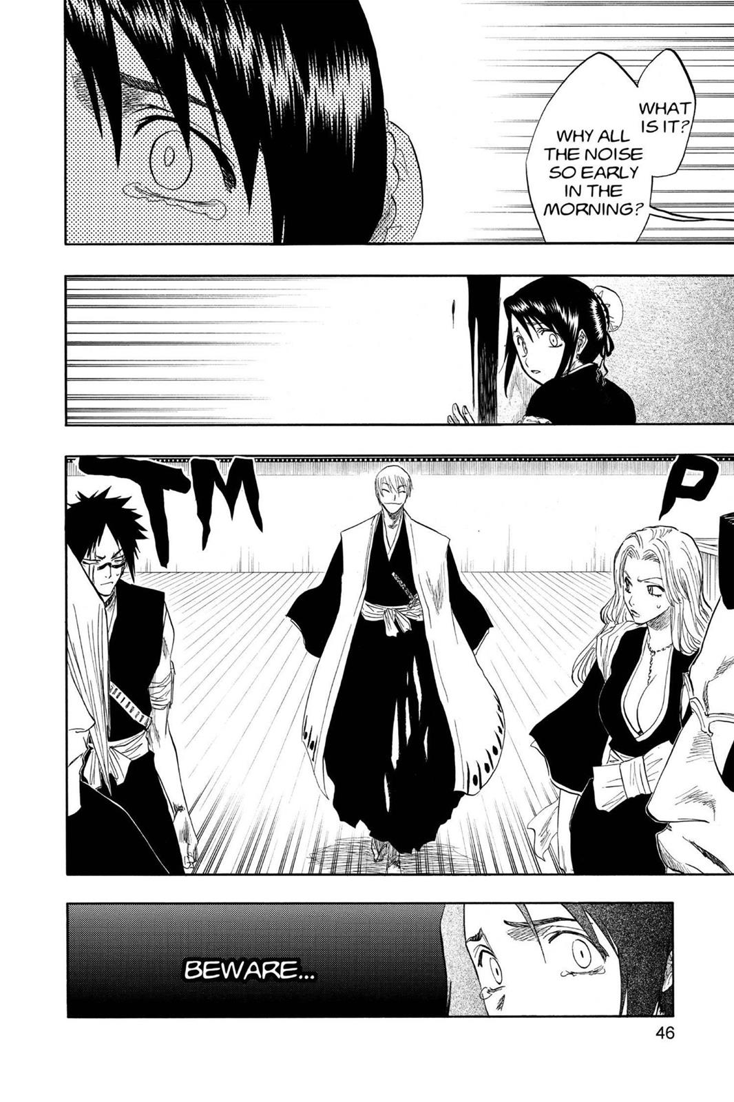 Bleach, Chapter 101 image 004