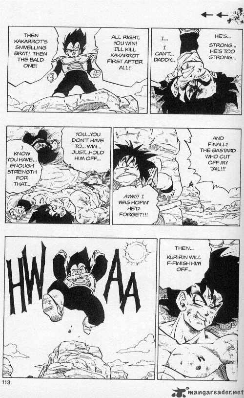 Dragon Ball, Chapter 236 image 012