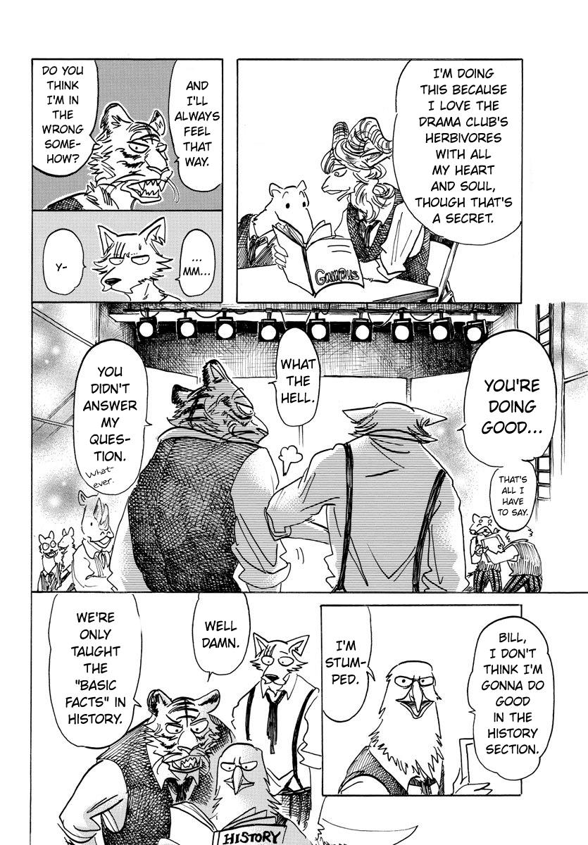 Beastars Manga, Chapter 152 image 017