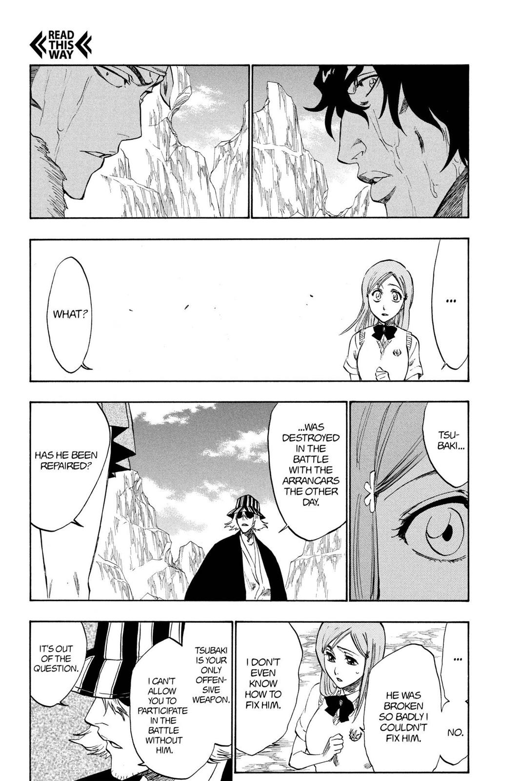 Bleach, Chapter 227 image 013