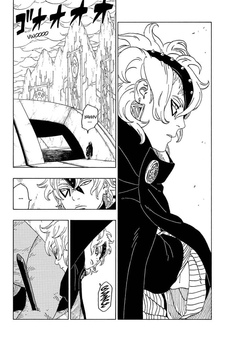 Boruto Manga, Chapter 45 image 006