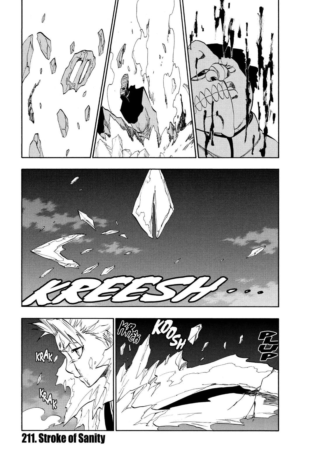 Bleach, Chapter 211 image 001