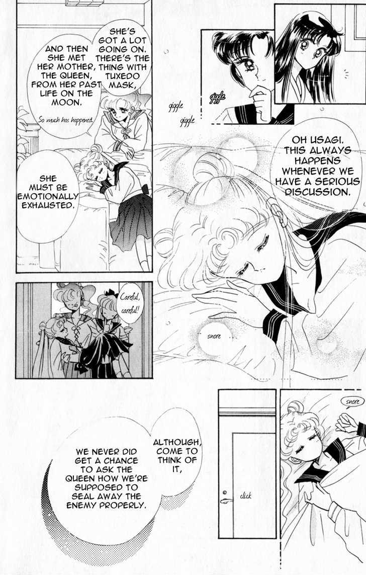 Sailor Moon, Cahpter 11 image 016