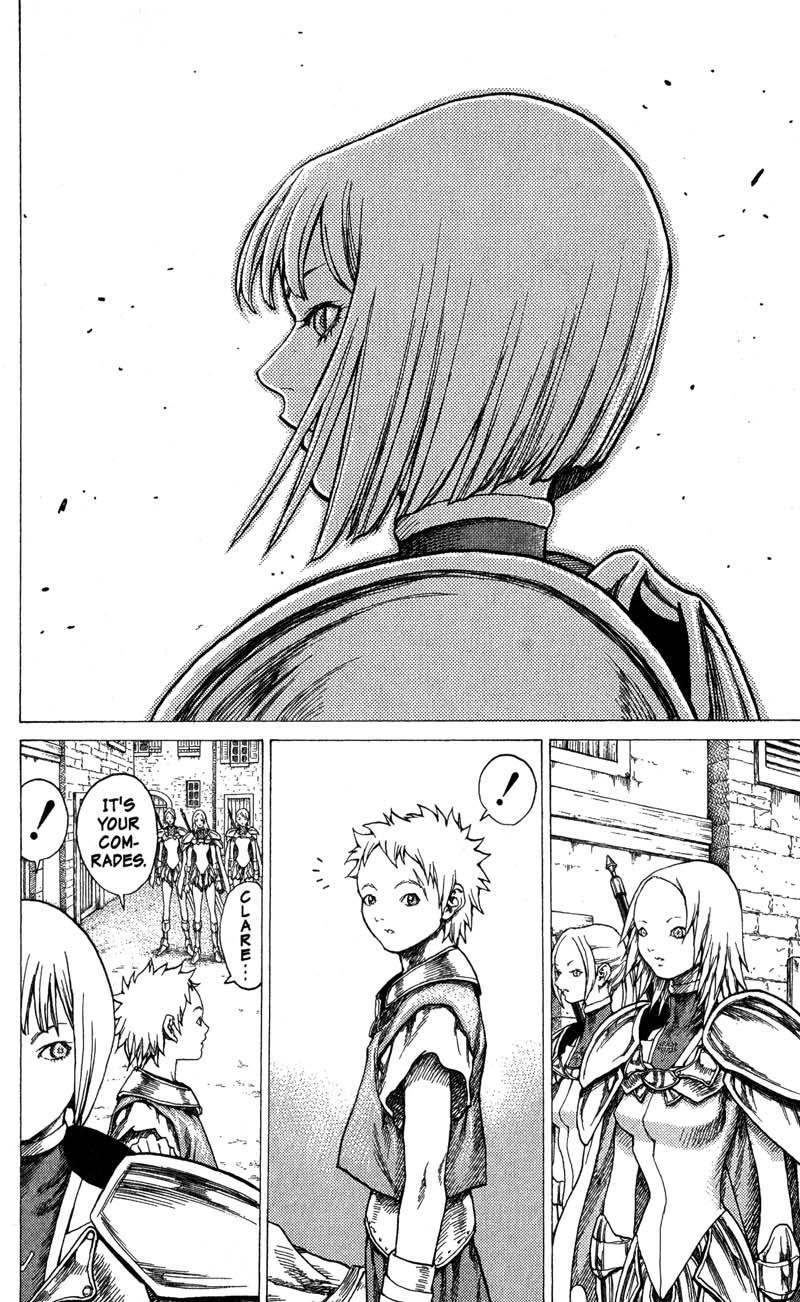 Claymore, Chapter 25 image 006