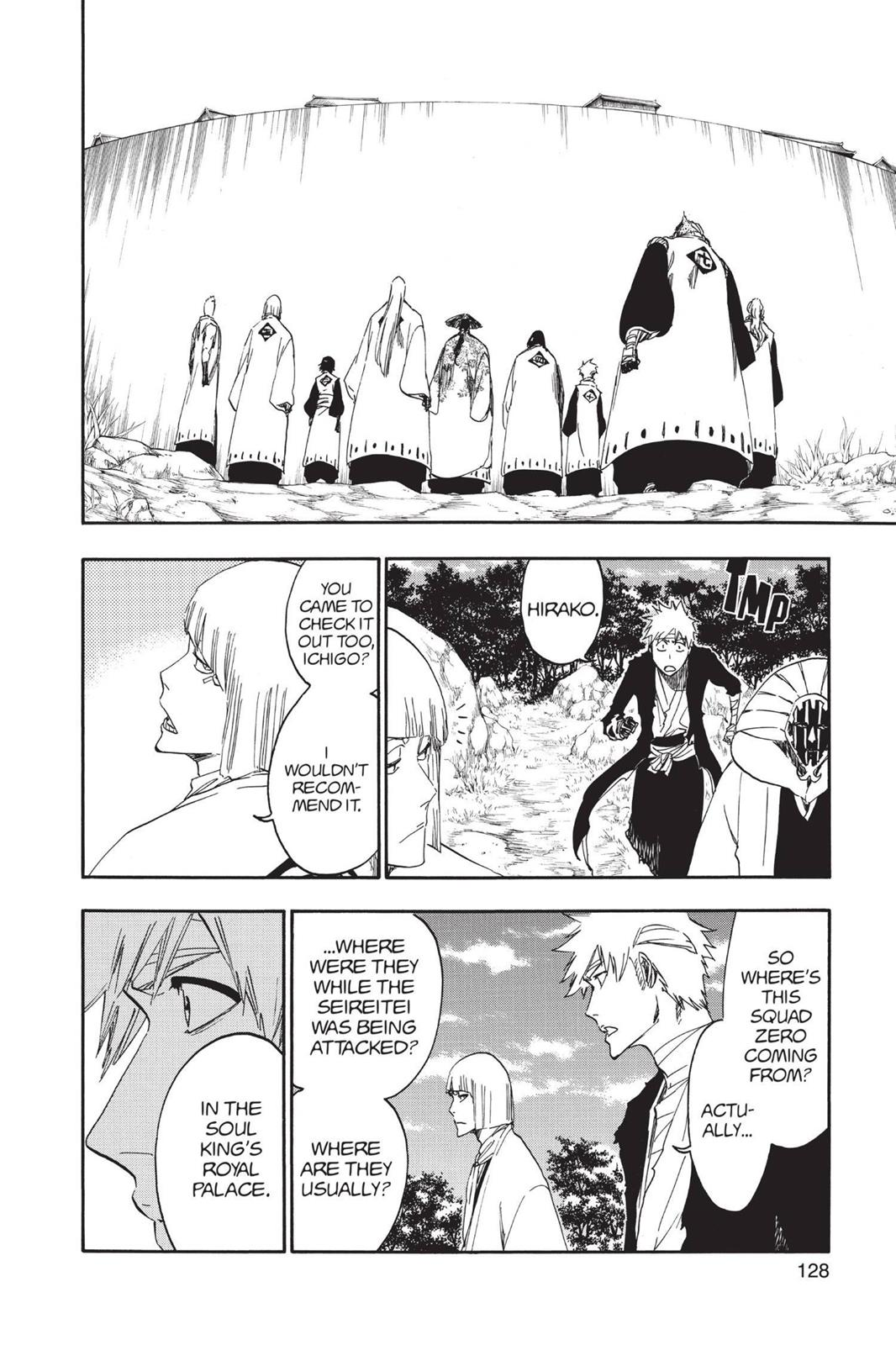 Bleach, Chapter 516 image 011
