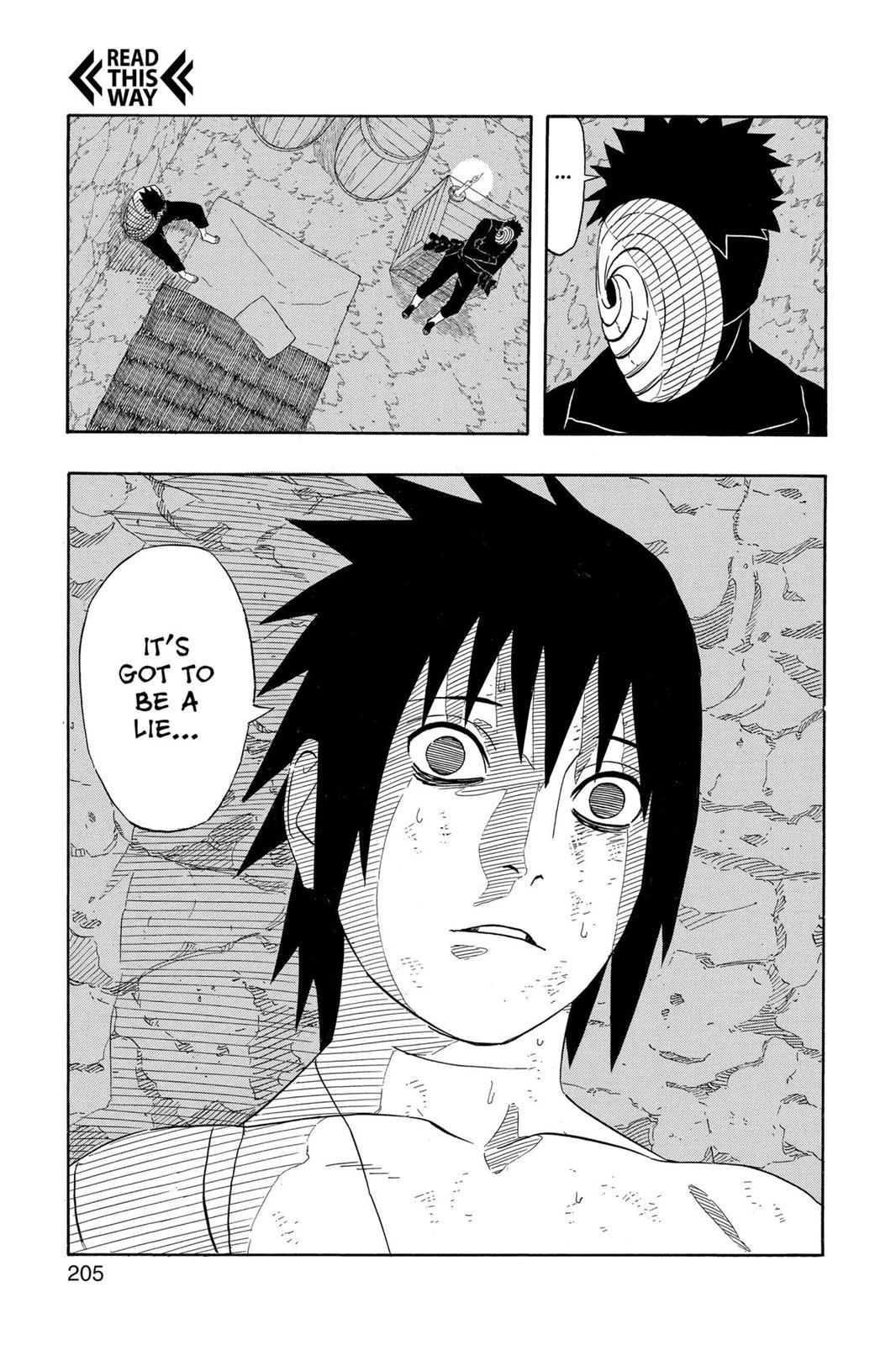 Naruto, Chapter 400 image 017
